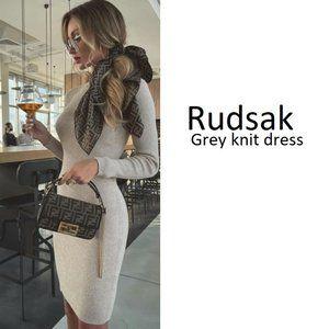 Rudsak long sleeves Knit dress